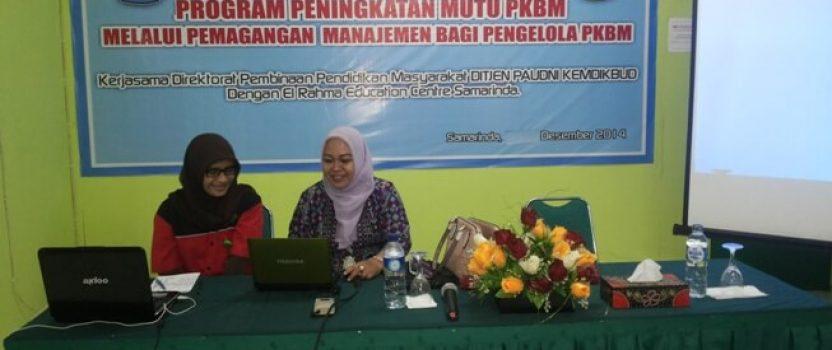 Pelatihan Manajemen PKBM